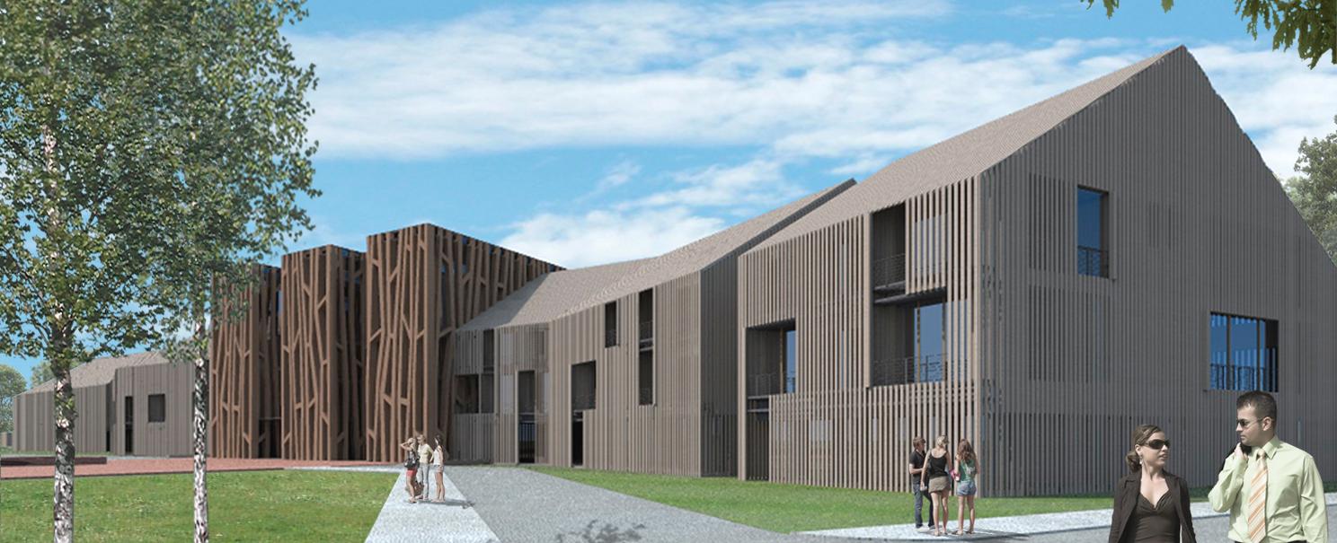 Projekt Hotelu w Otwocku