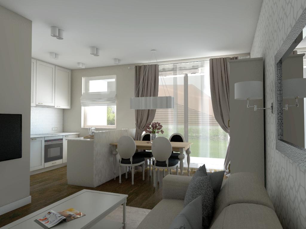 klasyczne mieszkanie 50 m2 na warszawskiej Woli