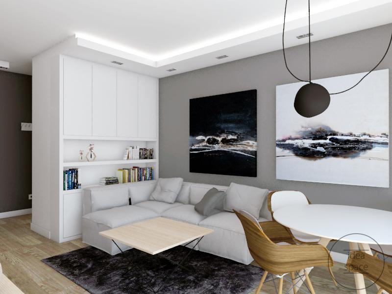 mieszkanie 50 m2 na warszawskiej woli